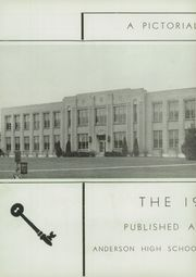 Page 8, 1940 Edition, Anderson High School - Andersonian Yearbook (Cincinnati, OH) online yearbook collection