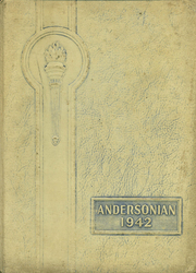 Anderson High School - Andersonian Yearbook (Cincinnati, OH) online yearbook collection, 1942 Edition, Page 1