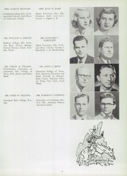 Page 13, 1952 Edition, Anderson High School - Andersonian Yearbook (Cincinnati, OH) online yearbook collection