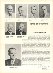 Page 10, 1955 Edition, Anderson High School - Andersonian Yearbook (Cincinnati, OH) online yearbook collection