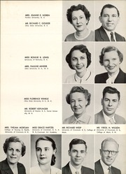 Page 13, 1955 Edition, Anderson High School - Andersonian Yearbook (Cincinnati, OH) online yearbook collection