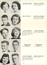 Page 16, 1955 Edition, Anderson High School - Andersonian Yearbook (Cincinnati, OH) online yearbook collection