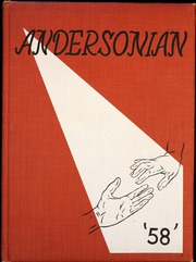 1958 Edition, Anderson High School - Andersonian Yearbook (Cincinnati, OH)