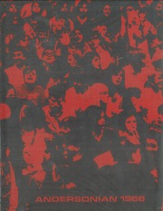 1968 Edition, Anderson High School - Andersonian Yearbook (Cincinnati, OH)