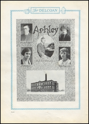 Page 12, 1924 Edition, Rutherford B Hayes High School - Delhi Yearbook (Delaware, OH) online yearbook collection