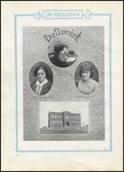 Page 14, 1924 Edition, Rutherford B Hayes High School - Delhi Yearbook (Delaware, OH) online yearbook collection