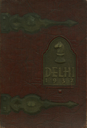1932 Edition, Rutherford B Hayes High School - Delhi Yearbook (Delaware, OH)