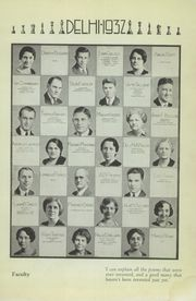 Page 17, 1932 Edition, Rutherford B Hayes High School - Delhi Yearbook (Delaware, OH) online yearbook collection