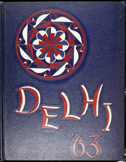 1963 Edition, Rutherford B Hayes High School - Delhi Yearbook (Delaware, OH)
