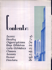 Page 10, 1929 Edition, Lakewood High School - Cinema Yearbook (Lakewood, OH) online yearbook collection