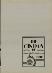 Page 3, 1930 Edition, Lakewood High School - Cinema Yearbook (Lakewood, OH) online yearbook collection