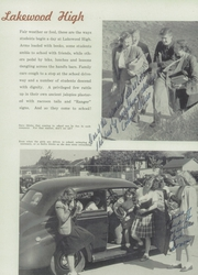 Page 11, 1946 Edition, Lakewood High School - Cinema Yearbook (Lakewood, OH) online yearbook collection