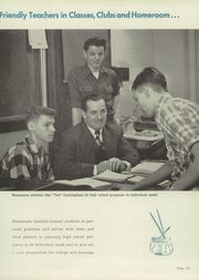 Page 17, 1952 Edition, Lakewood High School - Cinema Yearbook (Lakewood, OH) online yearbook collection
