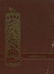 Page 1, 1947 Edition, Carroll High School - Carrollian Yearbook (Carroll, OH) online yearbook collection