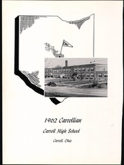 Page 6, 1962 Edition, Carroll High School - Carrollian Yearbook (Carroll, OH) online yearbook collection