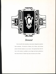 Page 7, 1962 Edition, Carroll High School - Carrollian Yearbook (Carroll, OH) online yearbook collection