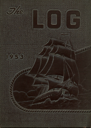 1953 Edition, Hudson High School - Log Yearbook (Hudson, OH)