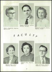 Page 14, 1954 Edition, Hudson High School - Log Yearbook (Hudson, OH) online yearbook collection