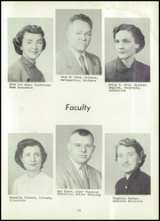 Page 15, 1954 Edition, Hudson High School - Log Yearbook (Hudson, OH) online yearbook collection
