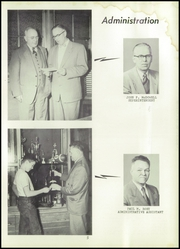 Page 9, 1954 Edition, Hudson High School - Log Yearbook (Hudson, OH) online yearbook collection