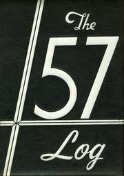 1957 Edition, Hudson High School - Log Yearbook (Hudson, OH)