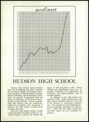Page 10, 1958 Edition, Hudson High School - Log Yearbook (Hudson, OH) online yearbook collection