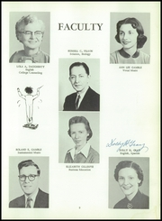 Page 13, 1958 Edition, Hudson High School - Log Yearbook (Hudson, OH) online yearbook collection