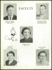 Page 14, 1958 Edition, Hudson High School - Log Yearbook (Hudson, OH) online yearbook collection
