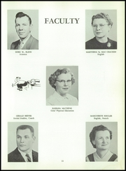 Page 15, 1958 Edition, Hudson High School - Log Yearbook (Hudson, OH) online yearbook collection