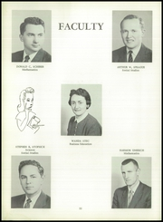 Page 16, 1958 Edition, Hudson High School - Log Yearbook (Hudson, OH) online yearbook collection