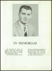 Page 7, 1958 Edition, Hudson High School - Log Yearbook (Hudson, OH) online yearbook collection