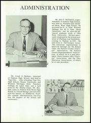 Page 9, 1958 Edition, Hudson High School - Log Yearbook (Hudson, OH) online yearbook collection
