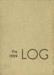 Page 1, 1959 Edition, Hudson High School - Log Yearbook (Hudson, OH) online yearbook collection