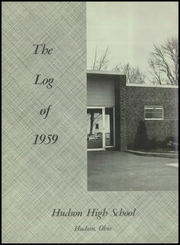 Page 6, 1959 Edition, Hudson High School - Log Yearbook (Hudson, OH) online yearbook collection