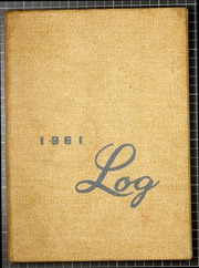 1961 Edition, Hudson High School - Log Yearbook (Hudson, OH)
