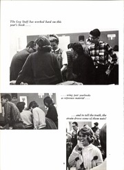 Page 12, 1964 Edition, Hudson High School - Log Yearbook (Hudson, OH) online yearbook collection