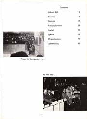 Page 7, 1964 Edition, Hudson High School - Log Yearbook (Hudson, OH) online yearbook collection