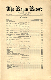 Page 5, 1923 Edition, Rayen School - Rayen Yearbook (Youngstown, OH) online yearbook collection