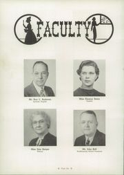 Page 10, 1949 Edition, Rayen School - Rayen Yearbook (Youngstown, OH) online yearbook collection