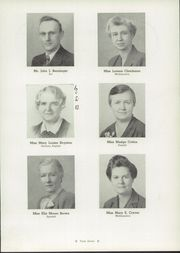 Page 11, 1949 Edition, Rayen School - Rayen Yearbook (Youngstown, OH) online yearbook collection