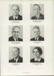 Page 13, 1949 Edition, Rayen School - Rayen Yearbook (Youngstown, OH) online yearbook collection
