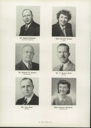Page 16, 1949 Edition, Rayen School - Rayen Yearbook (Youngstown, OH) online yearbook collection