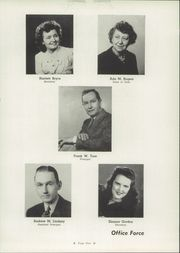 Page 9, 1949 Edition, Rayen School - Rayen Yearbook (Youngstown, OH) online yearbook collection