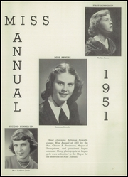 Page 11, 1951 Edition, Rayen School - Rayen Yearbook (Youngstown, OH) online yearbook collection