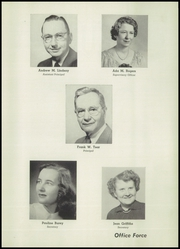 Page 13, 1951 Edition, Rayen School - Rayen Yearbook (Youngstown, OH) online yearbook collection