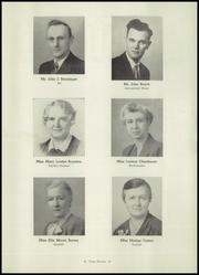 Page 15, 1951 Edition, Rayen School - Rayen Yearbook (Youngstown, OH) online yearbook collection