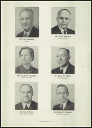 Page 17, 1951 Edition, Rayen School - Rayen Yearbook (Youngstown, OH) online yearbook collection
