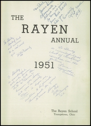 Page 5, 1951 Edition, Rayen School - Rayen Yearbook (Youngstown, OH) online yearbook collection