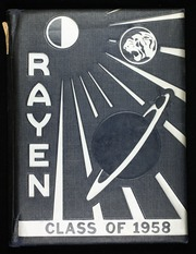 1958 Edition, Rayen School - Rayen Yearbook (Youngstown, OH)