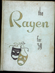 Rayen School - Rayen Yearbook (Youngstown, OH) online yearbook collection, 1959 Edition, Page 1